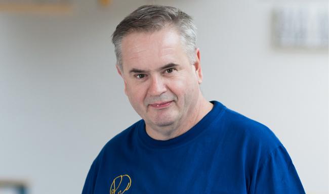 Medewerker in de spotlight: Frans van Gemert