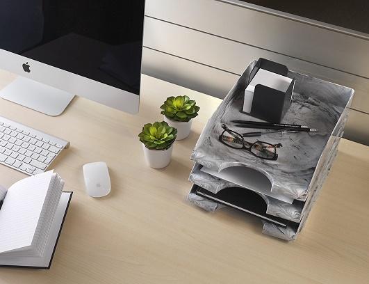 Een bureau make-over