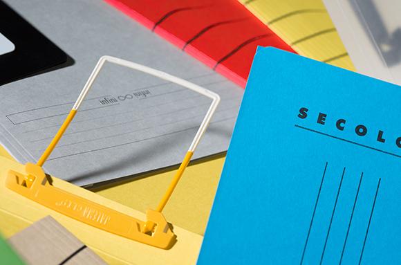 Secolor mappen: een duurzame totaaloplossing voor iedere administratie