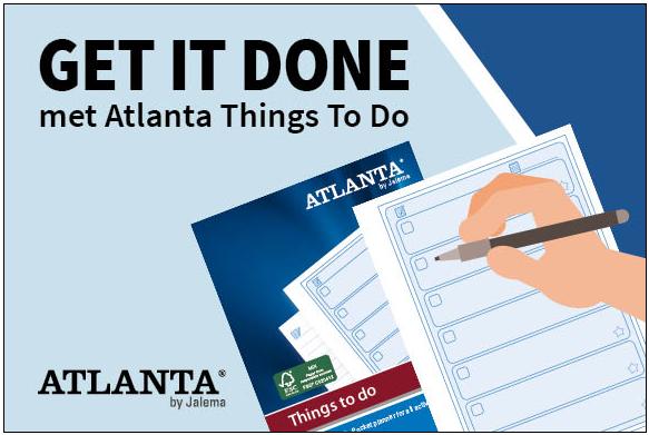 Gettings things done met Atlanta Things To Do