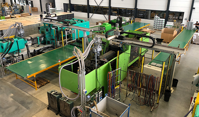 Injection Moulding Jalema
