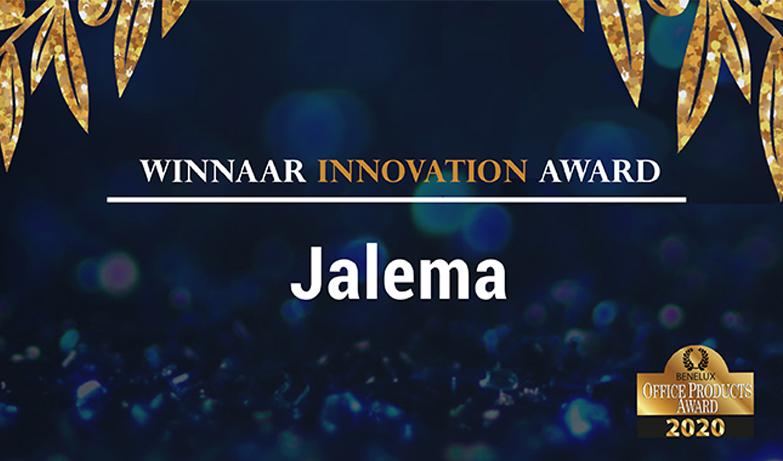 Winnaar innovation award
